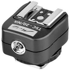 Hot Shoe Adapter for Nikon TSC-20