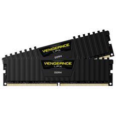 Memoria Dimm Vengeance LPX 16GB (2 x 8GB) DDR4 3200 MHz CL16