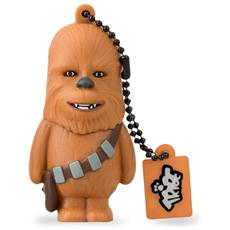 TRIBE - Chiavetta USB Star Wars Chewbacca 16 GB Interfaccia USB 2.0
