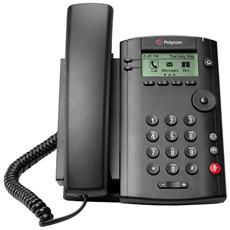 Vvx 101 1-line Desktop Phone With