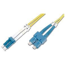 ILWL D9-SCLC-150 - Cavo fibra ottica SC / LC 9/125 Monomodale 15m OS2