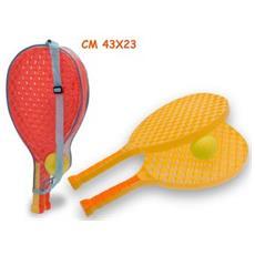 Tennis C / sacca E Pallina Cm43x23 Ass Cf1