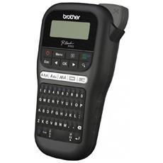 Etichettatrice Palmare portatile con Tastiera Qwerty e nastro da 12 mm