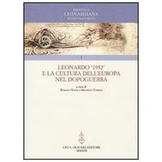 Leonardo 1952 e la cultura dell'Europa nel dopoguerra