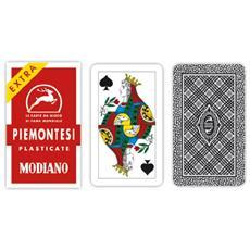 Piemontesi 4 - Carte Da Gioco Regionali