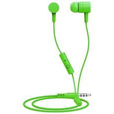 Spectrum, Stereofonico, Verde, Interno orecchio, Cablato, 10 mW, Universale