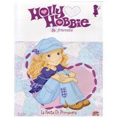 DVD HOLLY HOBBIE #03 (+stickers)