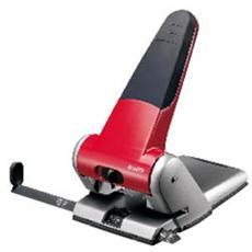 perforatore 2 fori rosso mod. 5180 max 65fg leitz