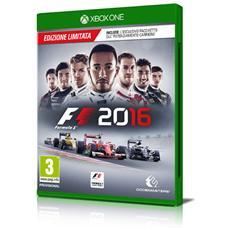 XONE - F1 2016 Limited Edition