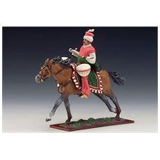 8731380 Mameluk With Drum + Horse Modellino