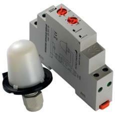 Interruttore Crepuscolare Modulare - Cr201di