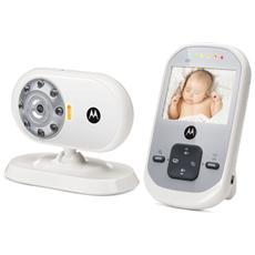 Baby Monitor Video Digitale con Schermo LCD a Colori da 5.0 Pollici