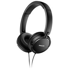 Cuffia On-ear Shl5000 Nero