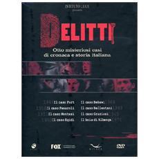 Delitti Cofanetto (8 Dvd)