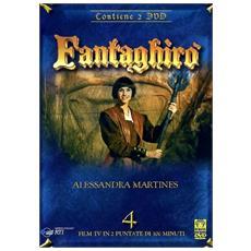 Dvd Fantaghiro' #04 (2 Dvd)