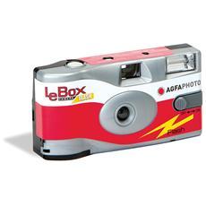 Fotocamera Usa e Getta LeBox 400 Flash integrato