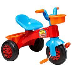 Triciclo in Plastica