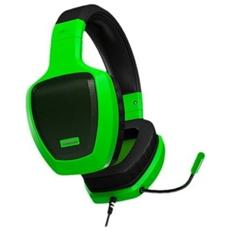 Cuffie Gaming Ozone Rage Z50 Glow con Microfono - Verde