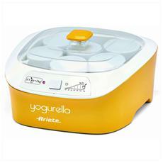 626-Yogurtiera Potenza 20 Watt Colore Giallo