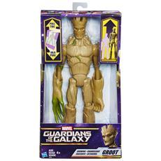 Figure GOTG Titan Hero Deluxe