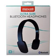 "MXH-BT1000, Stereofonico, Nero, Digitale, Wired / Bluetooth, 50 mW, 3.5 mm (1/8"")"