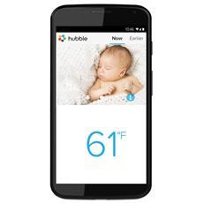 """Wi-Fi Baby Monitor Video Digitale con Schermo LCD a Colori da 2.4"""""""