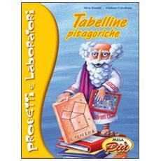 Tabelline pitagoriche. Progetti e laboratori. Con CD Audio
