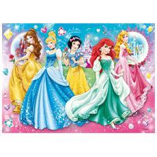 Puzzle Twinkled Ladies 104 pz 34.4 x 25.2 x 4 cm 20077