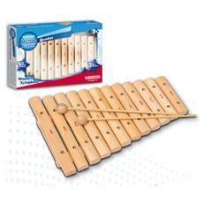 Xilofono 12 Note legno + 2 Bacchette Dotazione XLW12.2