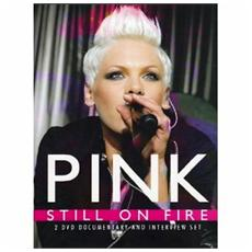 Dvd Pink - Still On Fire