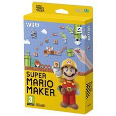 WiiU - Super Mario Maker + Artbook