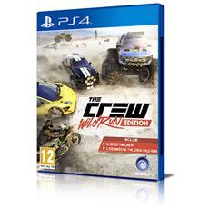 PS4 - The Crew Wild Run Edition