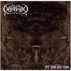 Daemonlord - Of War And Hate