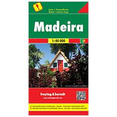 Madeira 1:40.000
