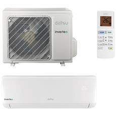 Condizionatore Fisso Monosplit ASD9KI-DB Respirio Potenza 9000 BTU / H Classe A++ / A+ Inverter e Wi-FI