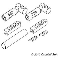 Kit Mercury per C2 / C8 / C0