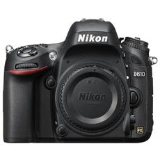 NIKON - D610 Body Sensore CMOS Full Frame 24.3 Mpx Display da 3.2'' Filmati Full HD EXPEED 3 Wi-Fi Ready GPS