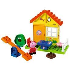 Peppa Pig blocks casetta 19pz (9/2014) 800057073