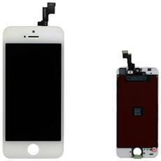 Vetro / lcd Per Apple Iphone 5s / se - Bianco