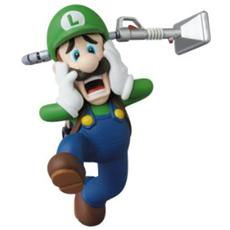 Figura Nintendo Udf Series 2 Mini Figure Luigi (luigi S Mansion 2) 6 Cm