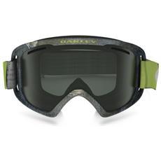 Maschera O2xm Aberdeen Verde Grigio Taglia Unica