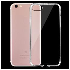 Custodia Cover Case Di Protezione Tpu Cover 0.75 Trasparente Per Iphone 7