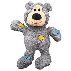 Peluche Squeaker Bears For Dogs Mediumlarge Colors Vary