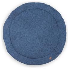 Trapunta Per Bimbi Da Box Rotonda 110 Cm Blu 017-537-65062