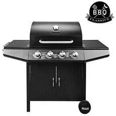 Barbecue A Gas Con Grill Bbq Classics 1858va