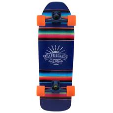 "Surfskate Aguas Calientes 31"""" S01ss0003 Skateboard Tipo Surfskate Completo - Componenti Di Alta Qualità"