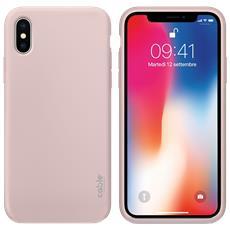 Ivelvet Pink Sand For Iphone X, Custodia Case Cover Apple Iphone X Protezione E Design, Materiali Di Alta Qualità, Silicone Liquido Piacevole A Tatto Resistente A Urti