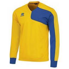 Marcus Maglia A Manica Lunga Calcio Uomo (s) (giallo / blu)
