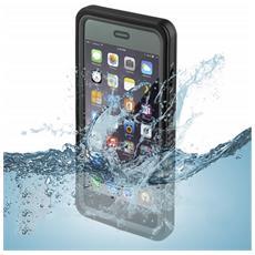 Cover Iphone X Protezione Waterproof Integrale Antishock 2m 4smarts - Nero