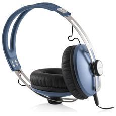 MC-450 ONE, Stereofonico, Padiglione auricolare, Blu, Cablato, Circumaurale, 20 - 20000 Hz